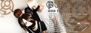 UPLIFT SPICE - Tour Dates